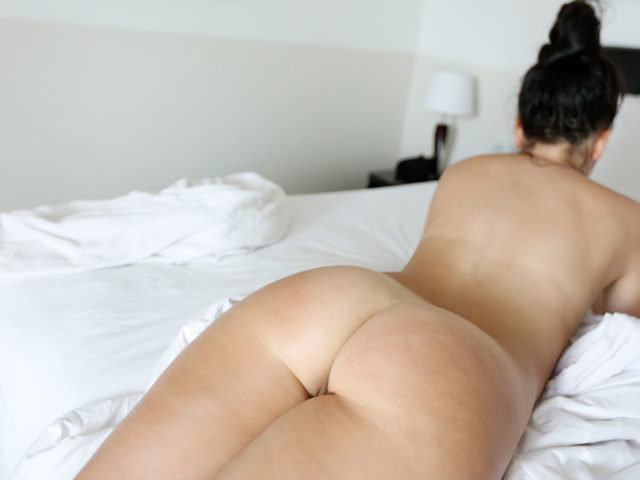 Cassie Nude prone position Vacation Sex Footage