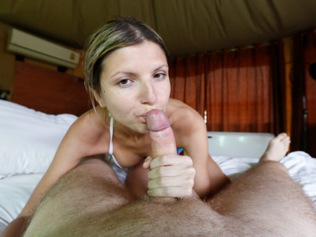 Hippie oral Sex picture with blowjob